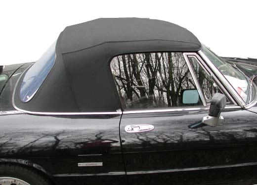 alfa romeo fastback cabrioverdeck verdeckshop verdecke. Black Bedroom Furniture Sets. Home Design Ideas